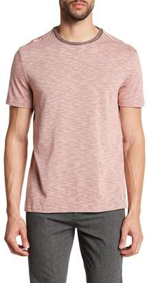 Vince Camuto Heathered Crew Neck Tee