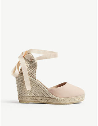Office Espadrille wedges