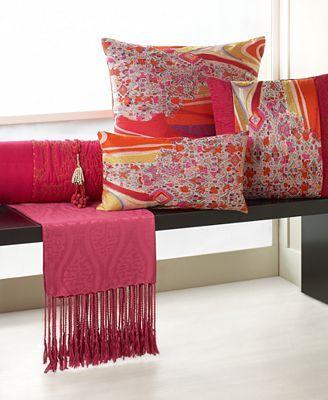 Natori Bedding, Topkapi Decorative Pillow Collection