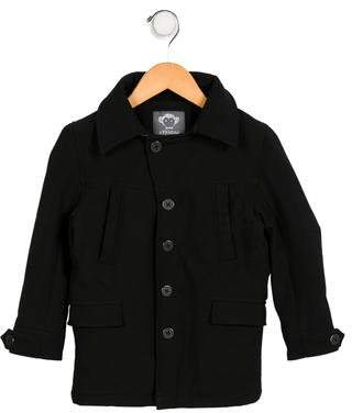 Appaman Fine Tailoring Boys' Padded Double-Breasted Jacket
