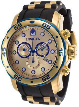 Invicta Men's Chronograph Watch $125.97 thestylecure.com
