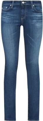AG Jeans The Stilt Mid-Rise Cigarette Jean
