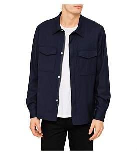 Paul Smith Wool Shirt Jacket