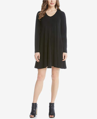 Karen Kane Comfy and Elegant Little Black Dress