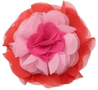 Crazy 8 Colorblock Blossom Barrette