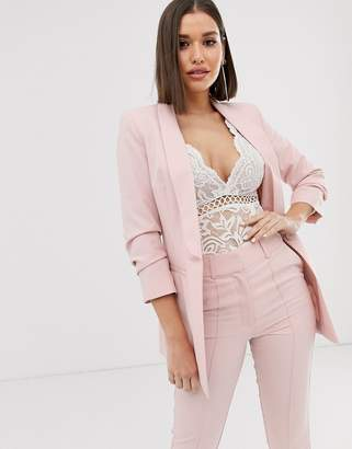 Asos Design DESIGN mix & match suit blazer