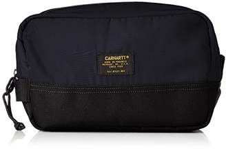 Carhartt (カーハート) - [カーハートダブルアイピー] ポーチ MILITARY TRAVEL CASE I023732-18S 1C90 Dark Navy/Black