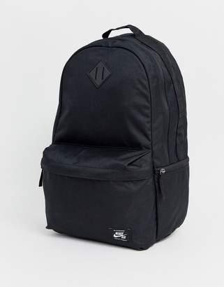 Nike Sb SB backpack in black