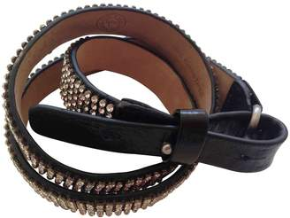 By Malene Birger Leather belt