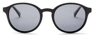 Cole Haan Round 52mm Sunglasses