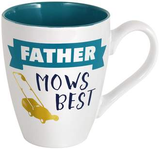 Enchante Father Mows Best Mug