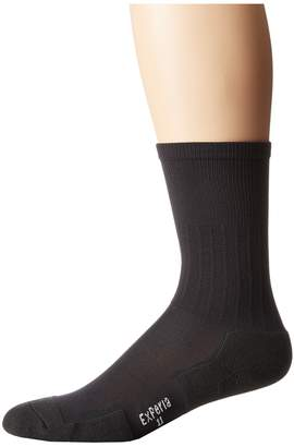 Thorlos Experia Dress Crew Single Pair Men's Crew Cut Socks Shoes