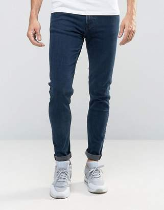 Weekday Form Super Skinny Jeans OD-11 Blue