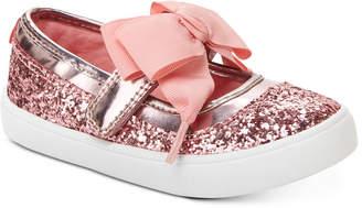 Carter's Alberta Glitter Mary-Jane Shoes, Toddler & Little Girls