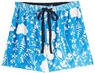 Double Rainbouu Night Swim Dream Field Printed Shorts