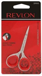 Revlon Classic Cuticle Scissors, Rustproof Stainless Steel