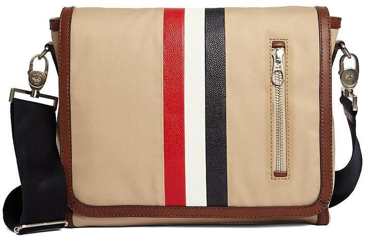 Brooks Brothers Mackintosh Messenger Bag