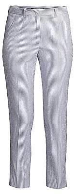 Max Mara Women's Andorra Pinstripe Trousers