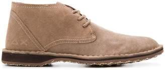 Sun 68 Bogart lace-up boots