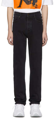 Calvin Klein Jeans Est. 1978 Black Narrow Jeans