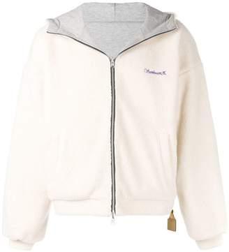 Off-White Sankuanz textured jacket