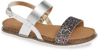 Steve Madden Jslim Glitter Sandal