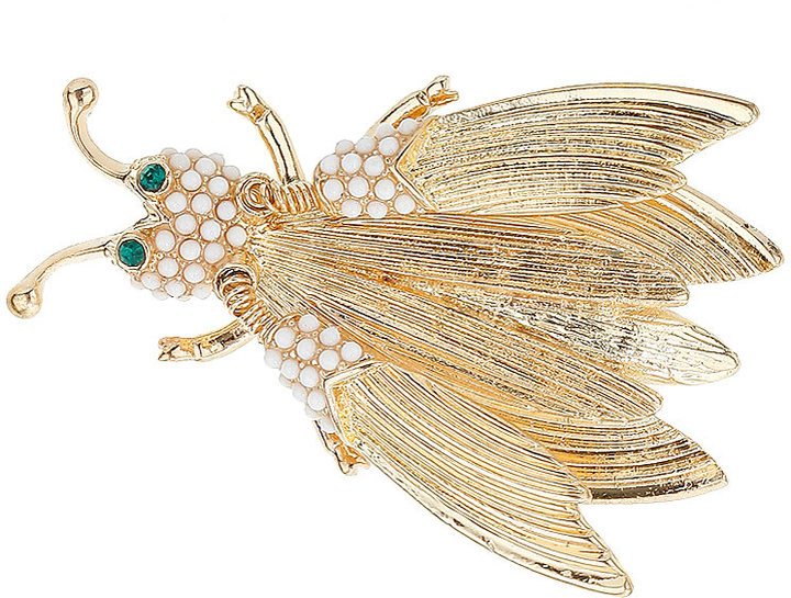Topshop Freedom found collection bug brooch