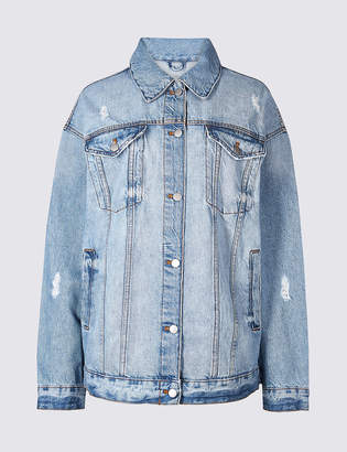 Limited Edition Oversized Denim Jacket