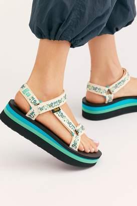 Teva x Anna Sui Flatform Universal Sandal