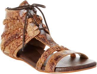 Roan Poppy Leather Sandal