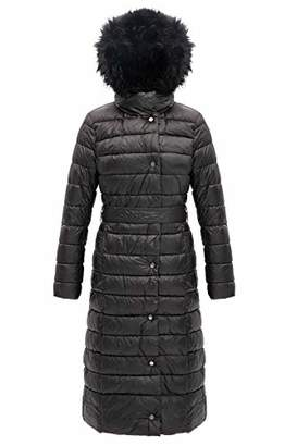 Bellivera Women's Puffer Long Jacket