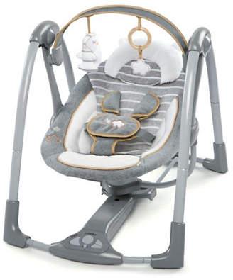 Ingenuity Boutique Collection Bella Teddy Swing 'n Go Swing