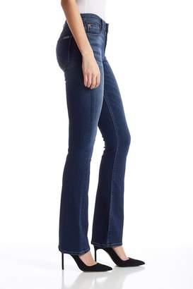 Hudson Jeans Love Midrise-Bootcut Revolt
