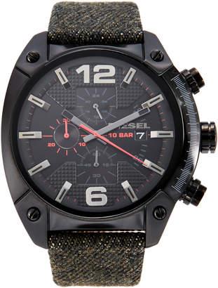 Diesel DZ4373 Black-Tone Watch