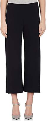 The Row Women's Paber Stretch-Cady Crop Pants