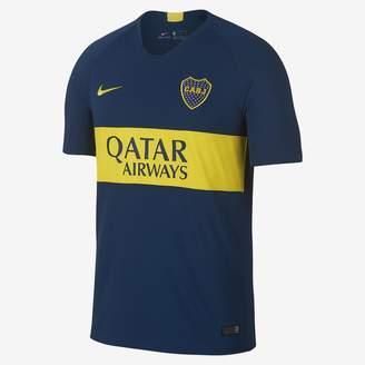 Nike 2018/19 Boca Juniors Stadium Home Men's Soccer Jersey