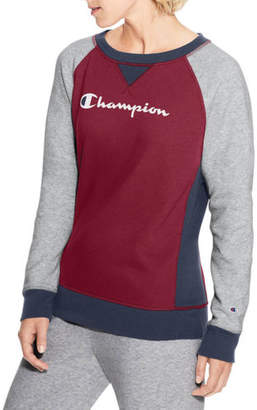 Champion NEW French Terry Crew Red