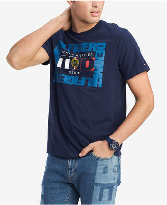 Tommy Hilfiger Men Astor Graphic T-Shirt