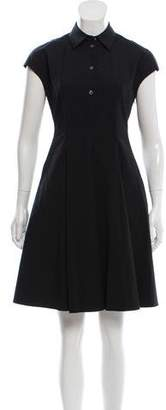 Michael Kors Sleeveless Knee-Length Dress
