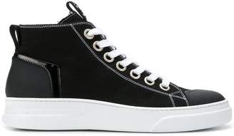 Bruno Bordese lace-up high-top sneakers