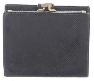 Bottega Veneta Textured Leather Wallet