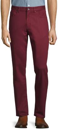 Black Brown 1826 Calvalry Twill Straight Jeans