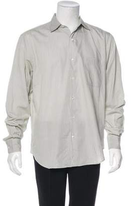Loro Piana Striped Dress Shirt