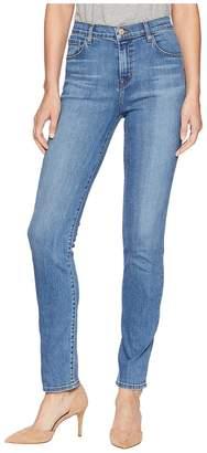 J Brand Ruby High-Rise Cigarette Jeans in Lovesick Women's Jeans