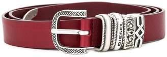 Diesel B-Texas buckle belt