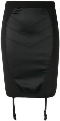 Moschino Guêpière skirt