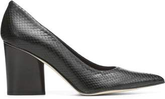 Donald J Pliner GLEN, Metallic Snake Leather Pump