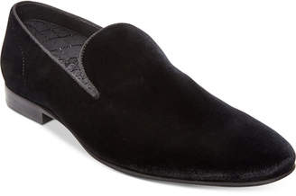 Steve Madden Men's Laight Velvet Smoking Slipper Men's Shoes