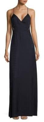 Yigal Azrouel Silk Cami Gown