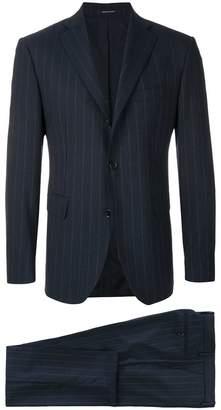 Tagliatore pinstripe suit